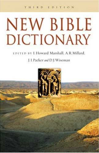 evangelical dictionary of theology 3rd edition