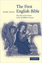 First English Bible: The Text and Context of the Wycliffite Versions (Cambridge Studies in Medieval Literature) [Paperback]