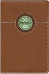 NIV The Great Outdoors Bible for Kids, NIV, Italian Duo-Tone, Bark Brown
