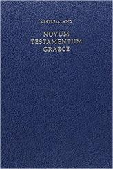 Novum Testamentum Graece NA28: Nestle-Aland 28th edition