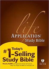 Life Application Study Bible HCSB