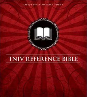 TNIV REFERENCE BIBLE