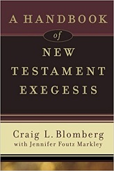 Handbook of New Testament Exegesis