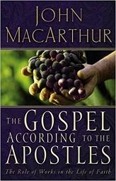 Gospel According to the Apostles [Paperback]