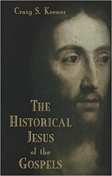 Historical Jesus of the Gospels [Paperback]