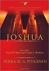 Joshua (Apollos Old Testament Commentary) [Hardcover]
