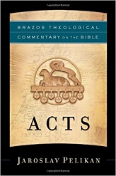ACTS (BRAZOS THEOLOGICAL COMMENTARY ON THE BIBLE) - HC
