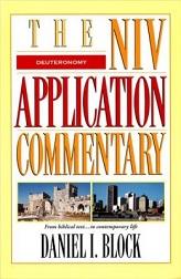 NIVAC : Deuteronomy