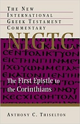 NIGTC : The First Epistle to the Corinthians (New International Greek Testament Commentary)