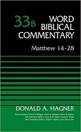 Matthew 14-28: Word Biblical Commentary Vol.33b [WBC 33b]
