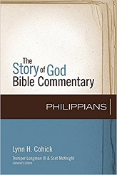 Story of God Bible Commentary, The: Philippians - (HC)