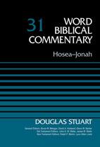 Hosea-Jonah, WBC Volume 31