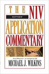 NIVAC : MATTHEW