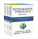 Integrative Theology, 3-volumes Set