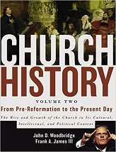 Church History, Vol. 2: From Pre-Reformation to the Present Day