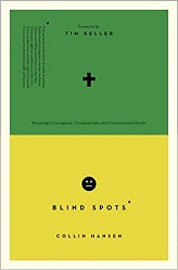 Blind Spots: Becoming a Courageous Compassionate, and Commissioned Church