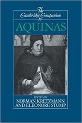 Cambridge Companion To Aquinas (Cambridge Companions To Philosophy) [Paperback]