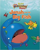 I CAN READ : JONAH AND THE BIG FISH