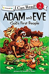 I CAN READ : ADAM AND EVE GODS PEOPLE