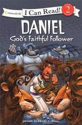 I CAN READ : DANIEL GODS FOLLOWER