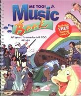 ME TOO MUSIC BOOK - CD
