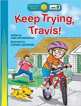Keep Trying, Travis!