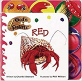 God's Palette Red