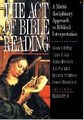 ACT OF BIBLE READING, THE