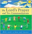 LORDS PRAYER & TEN COMMANDMENTS