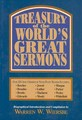 TREASURY OF THE WORLDS GREAT SERMONS