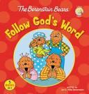 Berenstain Bears Follow God'S Word, The