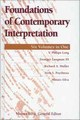 FOUNDATIONS OF CONTEMPORARY INTERPRETATION